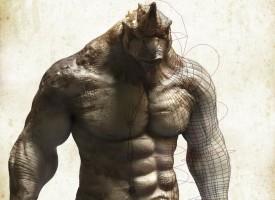 Maya Wire Muscle