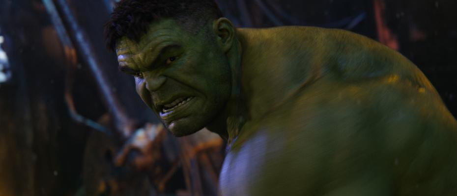 Hulk – Avengers: Infinity War